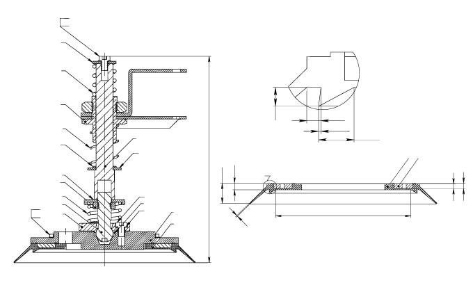 Basement Wall CAD Drawing